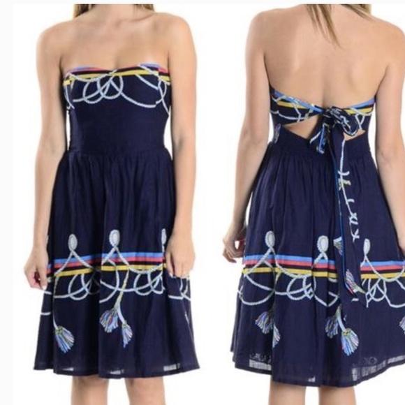 Anthropologie Dresses & Skirts - Anthropologie Wakana Koike Strapless Dress